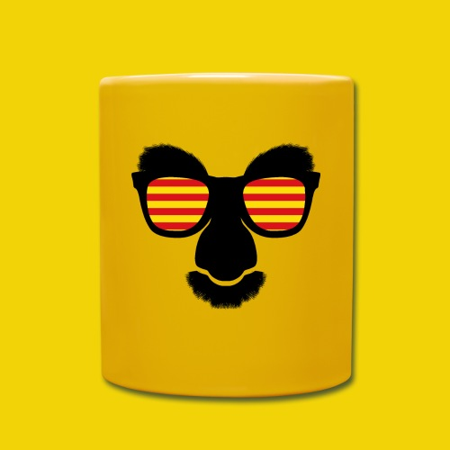 Catalan Mask Mug - Full Colour Mug