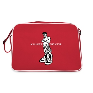 Kunstboxer Bag - Retro Tasche