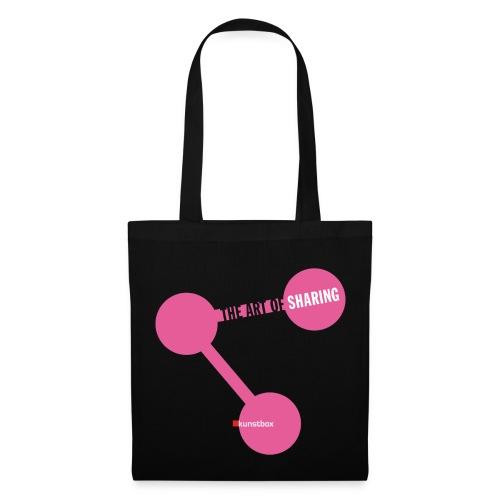 Kunstboxer Sharing Bag - Stoffbeutel