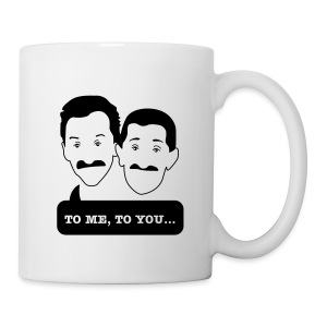 Chuckle Brothers - Movember - Mug