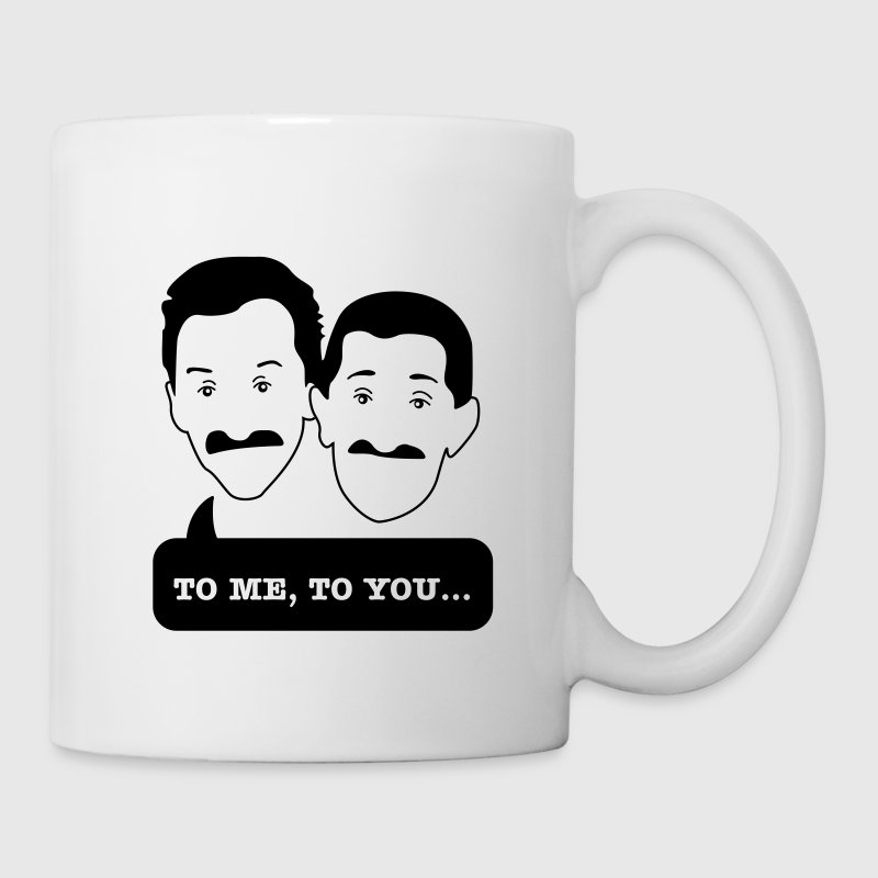 Chuckle Brothers - Mugs (Movember) - Mug
