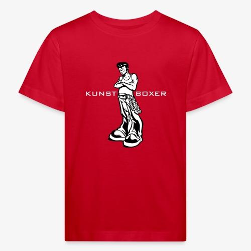 Kunstboxer Kid - Kinder Bio-T-Shirt