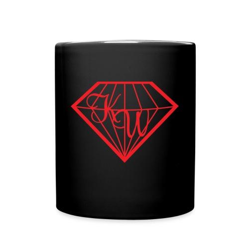 Diamond Mug Classic Black - Tasse einfarbig