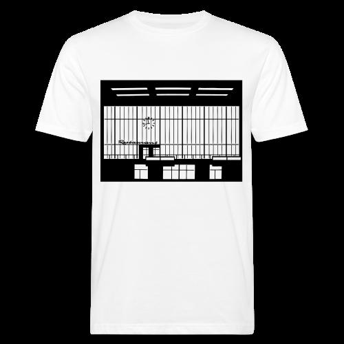 Abfertigungshalle THF - Männer Bio-T-Shirt