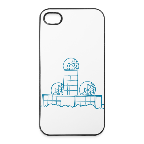 Teufelsberg (Abhörstation) - iPhone 4/4s Hard Case