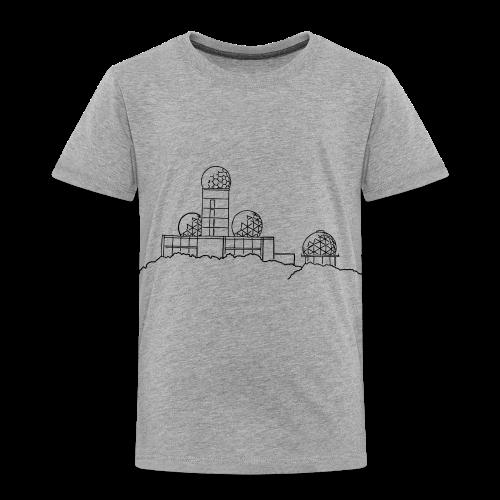 T-shirts Teufelsberg Berlin