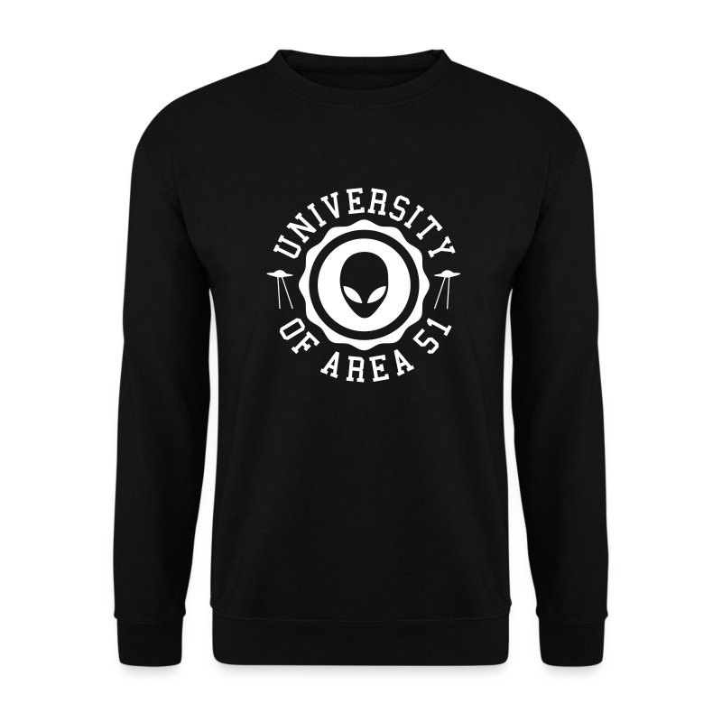 University of Area 51 - Männer Pullover