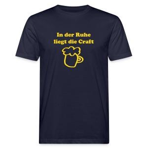 BIO Craftbeer | Herren - Männer Bio-T-Shirt