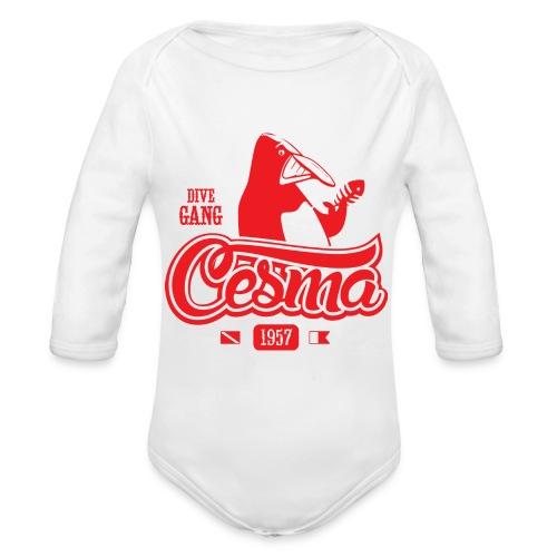 Body enfant CESMA - Body bébé bio manches longues
