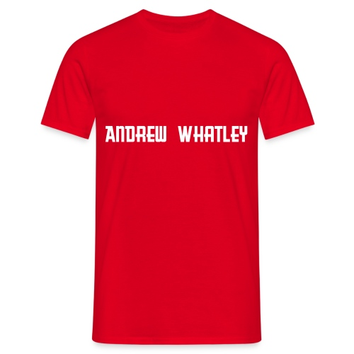 Andrew whatley - Men's T-Shirt