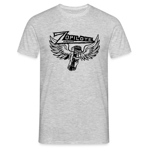 Zopilote Surfcamp T-Shirt - Men's T-Shirt