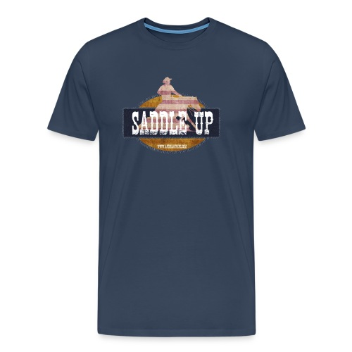 Saddle Up Men's Shirt - Männer Premium T-Shirt