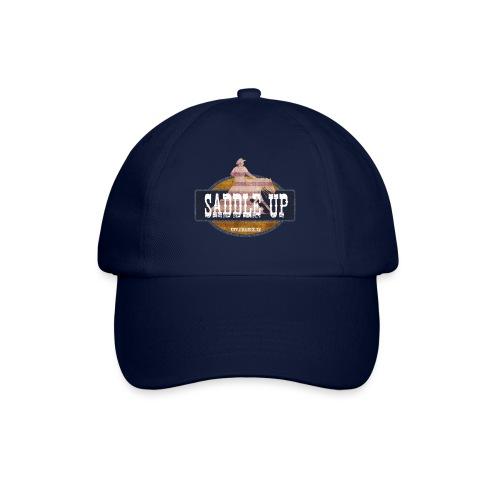 Saddle Up Baseball Cap, blue - Baseballkappe