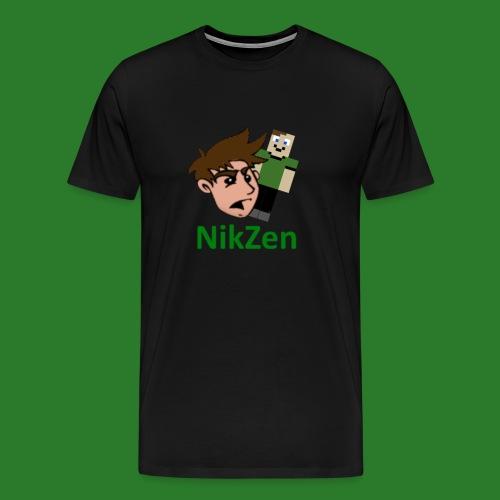NikZen T-shirt - Herre premium T-shirt