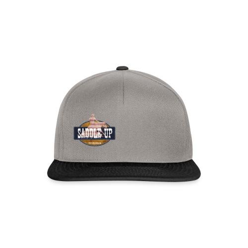 Saddle Up Snapback Cap - Snapback Cap