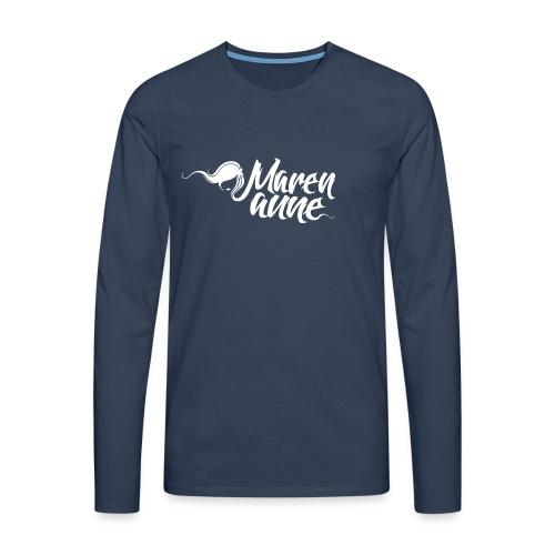 Marni Longsleeve - Premium langermet T-skjorte for menn