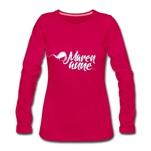 Marni Longsleeve - Premium langermet T-skjorte for kvinner