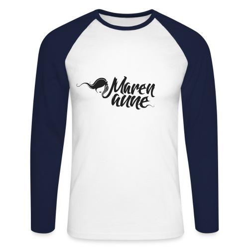 Marni Long Sleeve Baseball t-shirt - Langermet baseball-skjorte for menn