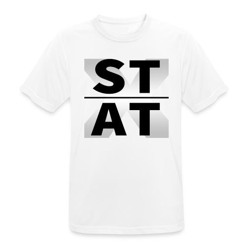 StatX01 - Männer T-Shirt atmungsaktiv