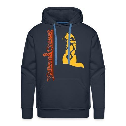 Yukon Quest 2016 Kapuzenpullover - Männer Premium Hoodie
