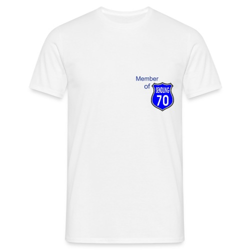 Sendling 70 Collection - Männer T-Shirt