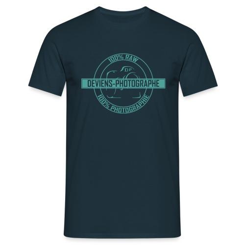 Tee shirt homme 100% DP vert - T-shirt Homme