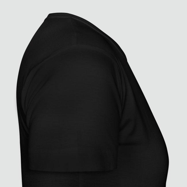 """Damenshirt """"Ich habe den Harukor geritten"""" dunkle Farben"""