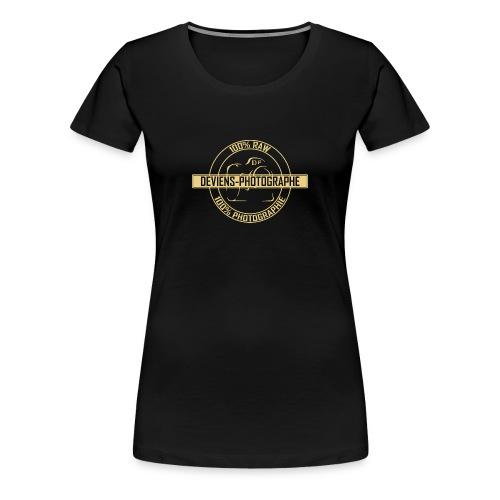 Tee shirt -  Femme - 100% DP 1 - T-shirt Premium Femme