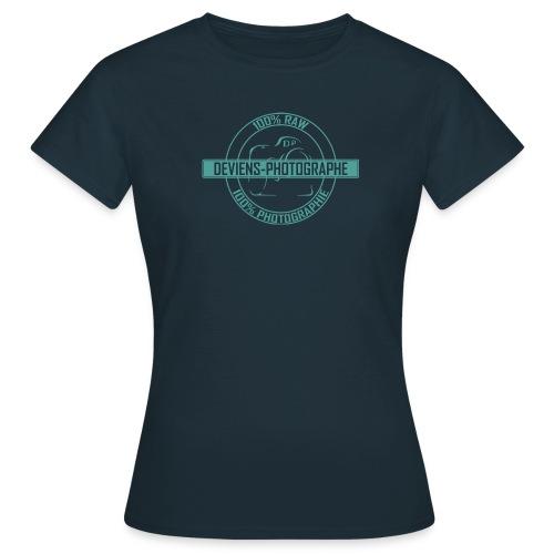 Tee shirt Femme - 100% DP 5 - T-shirt Femme
