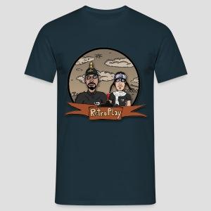 T-Shirt RetroPlay Erster Weltkrieg - Männer T-Shirt