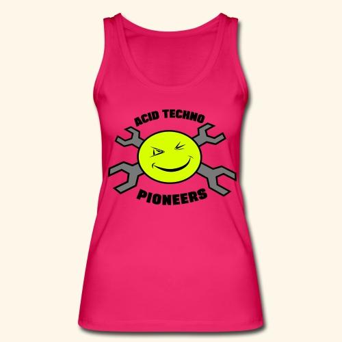 Acid Techno Pioneers Organic  - Women's Organic Tank Top by Stanley & Stella