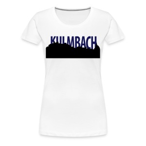 Kulmbach Silhouette - Frauen Premium T-Shirt