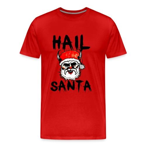 HAIL SANTA Tshirt - Men's Premium T-Shirt