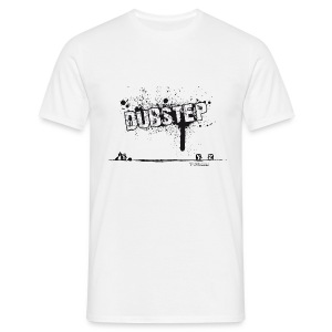 Dubstep  - Tag - T-shirt Homme