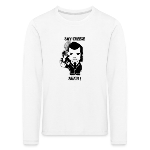 sweat shirt - enfant - Say cheese again 2 - T-shirt manches longues Premium Enfant