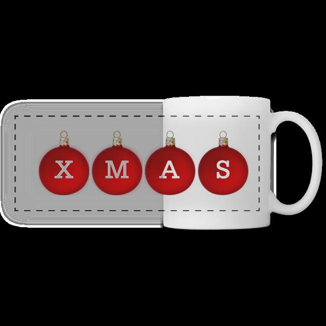 Tasse - XMAS (Panoramadruck)