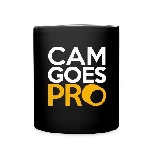 CamGoesPro Tasse - Tasse einfarbig