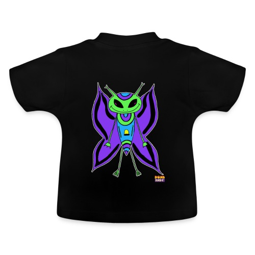Tee shrit bébé - Martien Papillon - T-shirt Bébé