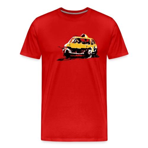 Stock Car - Men's Premium T-Shirt