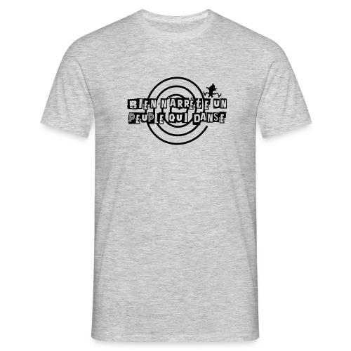 un peuple qui danse - Men's T-Shirt