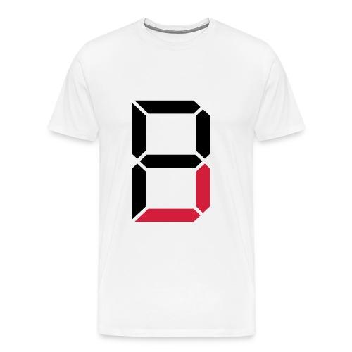 Become A Pro Premium White - Männer Premium T-Shirt