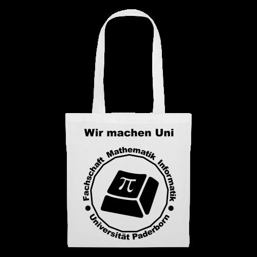Tasche - Schwarzes Logo - Stoffbeutel