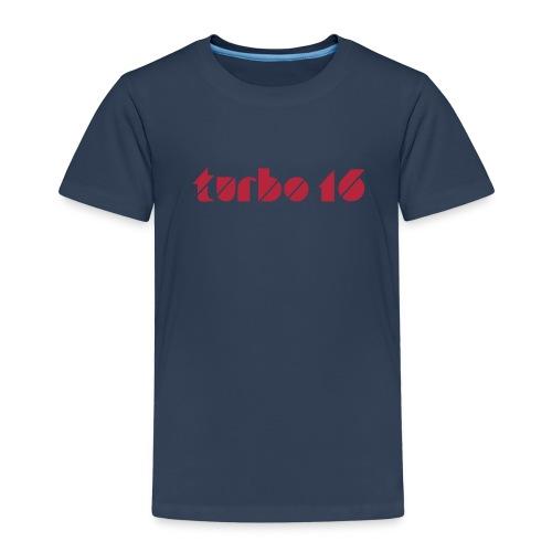Tshirt Turbo16 - T-shirt Premium Enfant