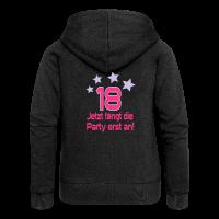 18 Party Kapuzenjacke