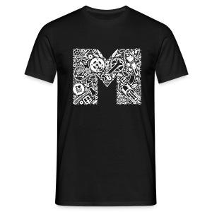 MAD500 2012 - Männer T-Shirt