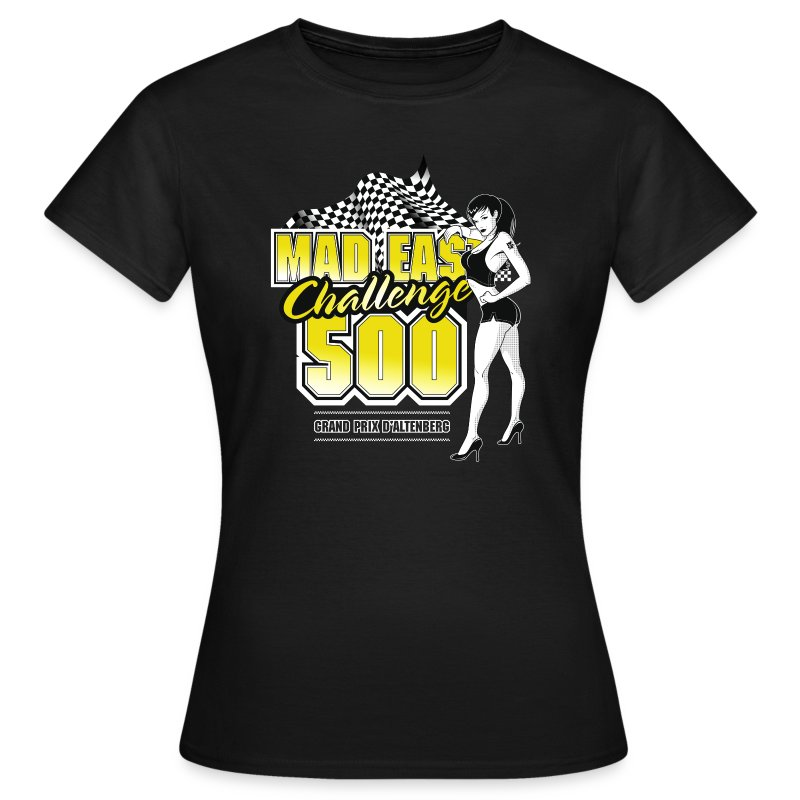 MAD500 2008 - Frauen T-Shirt