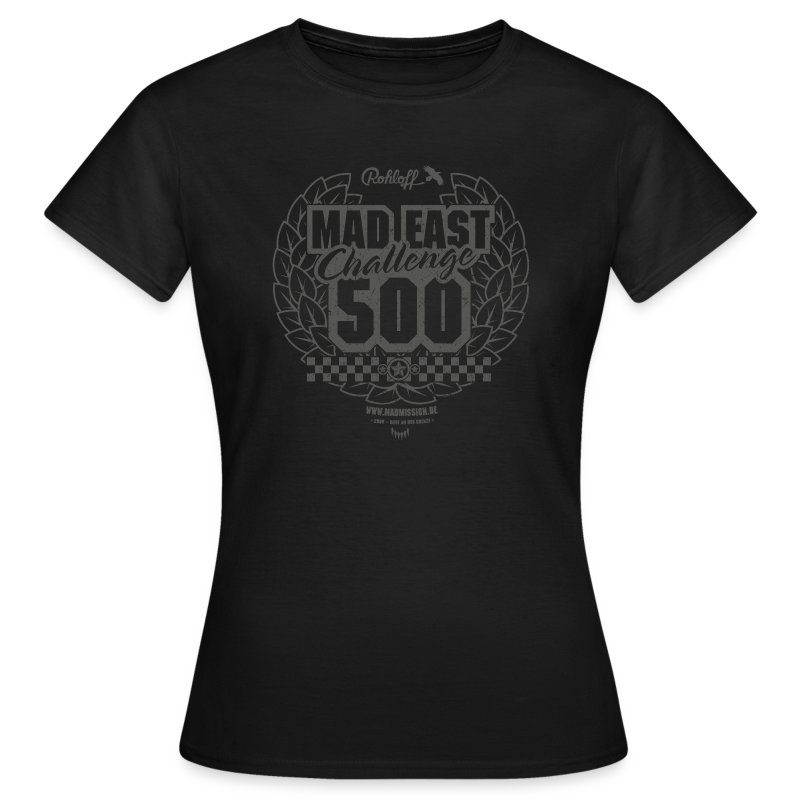 MAD500 2009 - Frauen T-Shirt