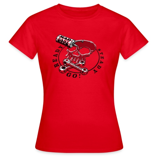 MAD500 2011 - Frauen T-Shirt