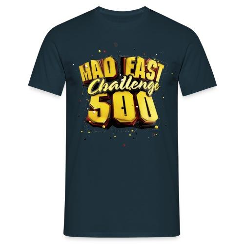 MAD500 Logo 3D - Männer T-Shirt