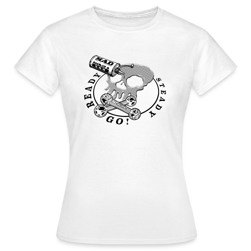 MAD500 2011 - Frauen T-Shirt